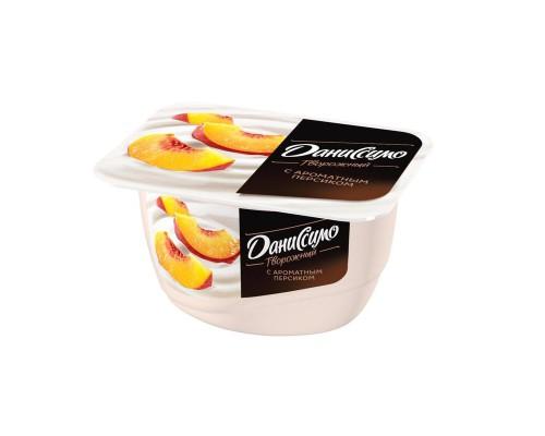 Десерт Творожный Даниссимо персик 130 г