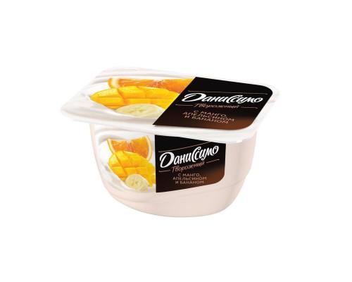 Десерт творожный Даниссимо манго-апельсин 5.4% 130 г