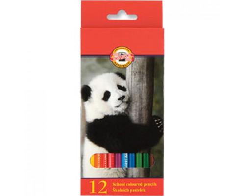 Набор карандашей 12цв. KOH-I-NOOR