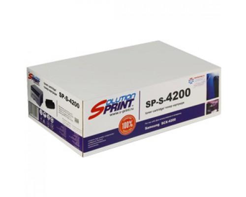 Картридж совместимый SCX-4200A для SAMSUNG SCX-4200/4220, черный