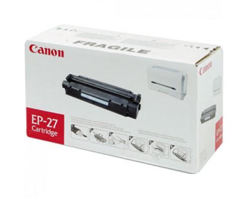 Тонер-картридж Canon EP-27/26 для LB MF3110/5630/5650/5730, черный