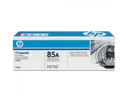 Картридж HP 85A CE285A для LJP1102/P1102w, черный