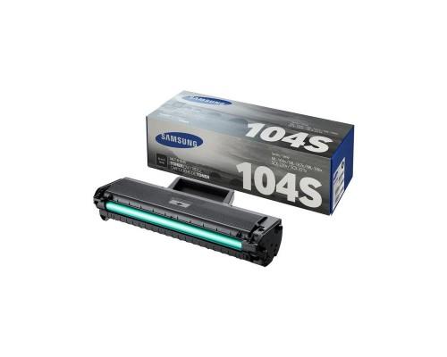 Картридж лазерный Samsung MLT-D104S черный оригинальный
