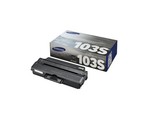 Картридж лазерный Samsung MLT-D103S черный оригинальный