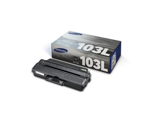 Картридж лазерный Samsung MLT-D103L черный оригинальный