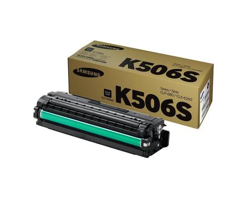 Картридж Samsung CLT-K506S черный