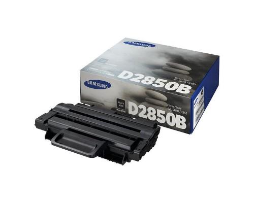 Картридж лазерный Samsung ML-D2850B черный оригинальный