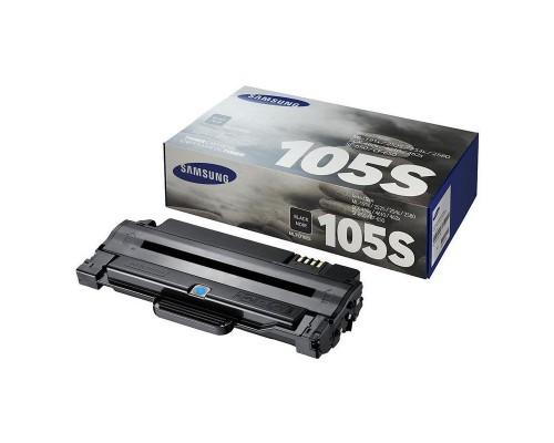 Картридж лазерный Samsung MLT-D105S черный оригинальный