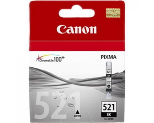 Картридж Canon CLI-521BK (2933B004) для PIXMA iP3600/4600, черный