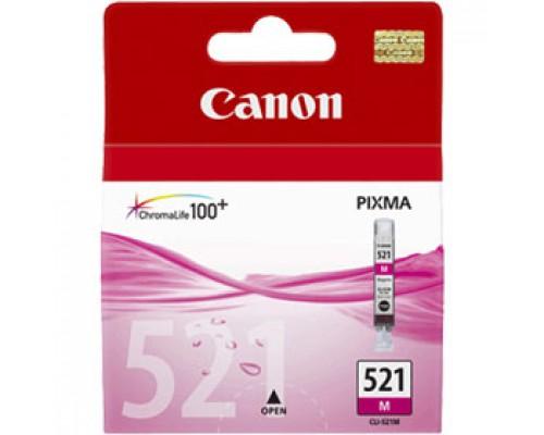 Картридж Canon CLI-521M (2935B004) для PIXMA iP3600/4600, пурпурный