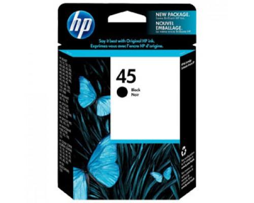 Картридж HP 45 51645A для DJ 850C/1600C, черный