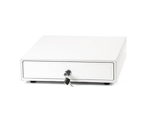 Ящик для хранения денег АТОЛ CD-330-W белый, 330*380*90, 24V