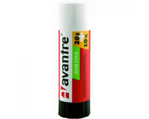 Клей-карандаш 20г+10% AVANTRE