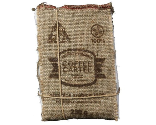 Кофе молотый Cartel (250 г, пакет)