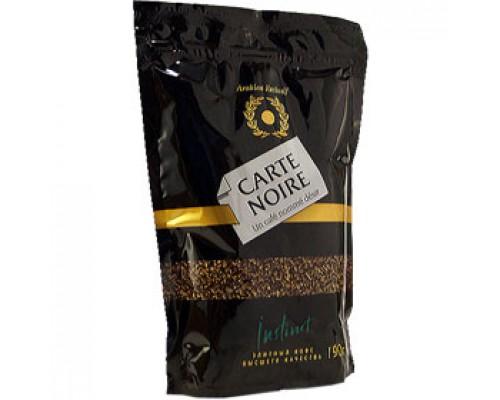 Кофе CARTE NOIRE растворимый, 150г, пакет