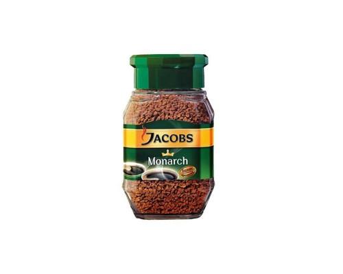 Кофе Jacobs Monarch натур.раств.сублим. 95г стекло