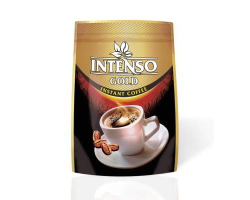 Кофе Intenso Gold сублимированный, дой-пак 150 г.