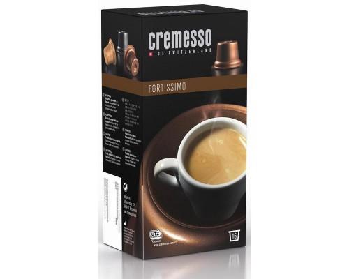 Капсулы для кофемашин Cremesso Fortissimo (16 штук в упаковке)