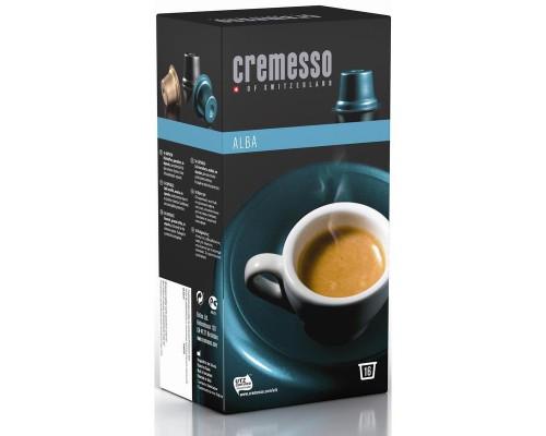 Капсулы для кофемашин Cremesso Alba (16 штук в упаковке)