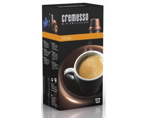 Капсулы для кофемашин Cremesso Crema (16 штук в упаковке)