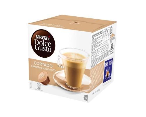 Nescafe Dolce Gusto Cortado (16 штук в упаковке)