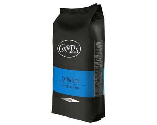 Кофе Caffe Poli Super Bar в зернах 1 кг