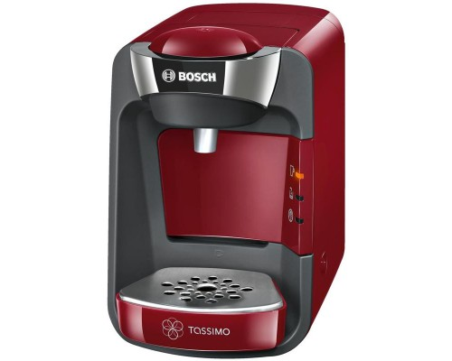 Кофемашина капсульная Bosch Tassimo TAS 3203 красная