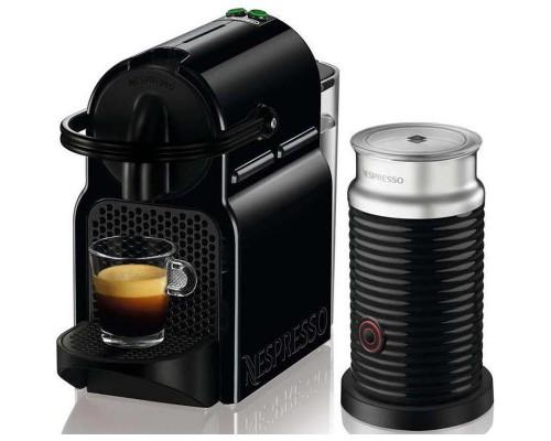 Кофемашина капсульная DeLonghi Nespresso EN80.BAE черная