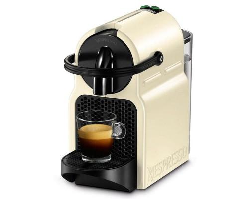 Кофемашина капсульная DeLonghi Nespresso EN 80.CW кремовая