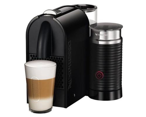 Кофемашина капсульная DeLonghi Nespresso EN 210.BAE черная