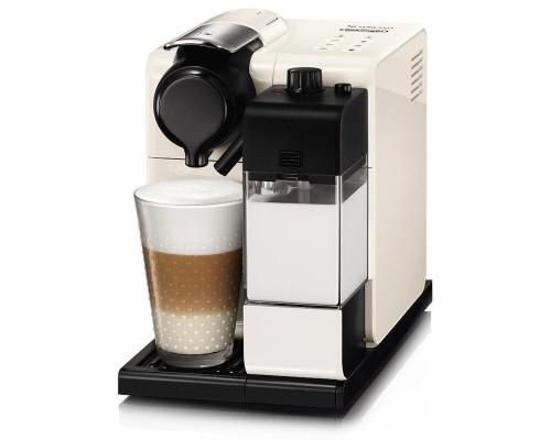 Кофемашина капсульная DeLonghi EN 550.W белая