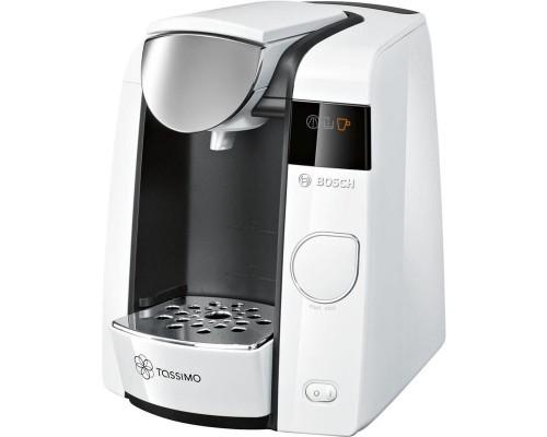 Кофемашина капсульная Bosch Tassimo TAS 4504 белая