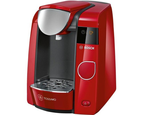 Кофемашина капсульная Bosch Tassimo TAS 4503 красная