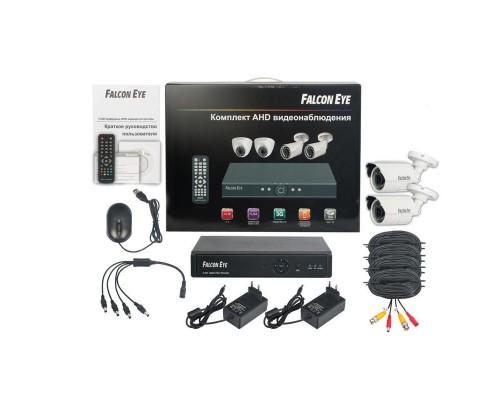 Комплект видеонаблюдения Falcon Eye FE-104AHD-KIT Light