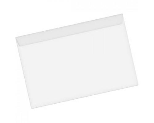 Конверт С4 229х324мм 90г, стрип, 250шт, белый