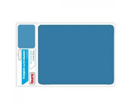 Коврик для мыши BURO Bu-Cloth, синий