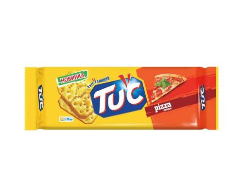 Крекер TUC со вкусом пиццы, 100 г