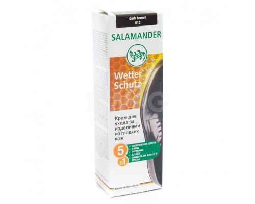 Крем для обуви Salamander Wetter Schutz темно-коричневый 75 мл