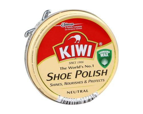 Крем для обуви Kiwi бесцветный 50 мл