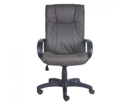 Кресло руководителя с механизмом качания CH-838AXSN, нубук, темно-серый