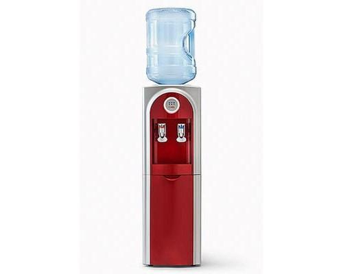 Кулер для воды AEL LC-AEL-123b red напольный, компрес., холодильник