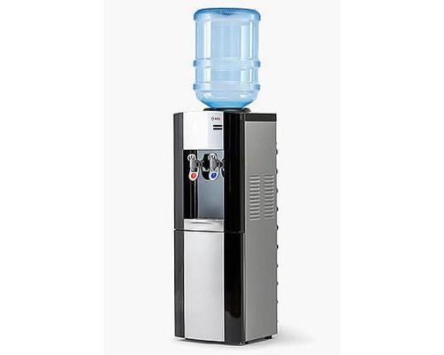 Кулер для воды AEL LC-AEL-116b silve rнапольный, компрес., холодильник