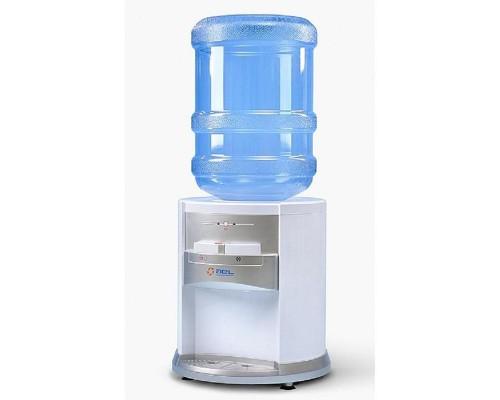 Кулер для воды AEL LB-ТWB0 5Т32 белый/серебристый