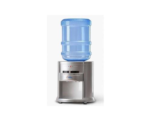 Кулер для воды AEL LB-ТWB 0,5-5Т32 silver настольный электрон.
