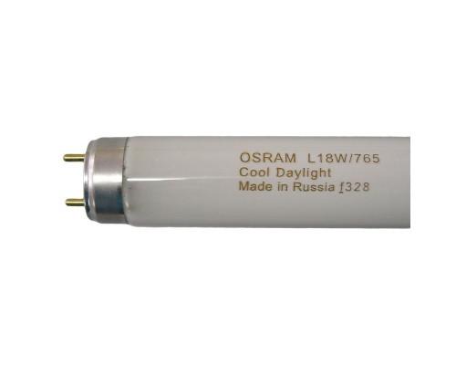 Лампа люминесцентная Osram L 18 Вт цоколь G13 25 штук в упаковке (холодный свет)