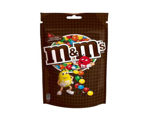 Драже M&M`s шоколад 360г