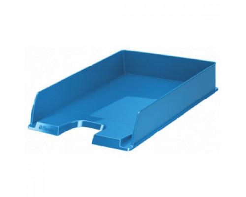 Лоток горизонтальный ESSELTE Europost Vivida, синий