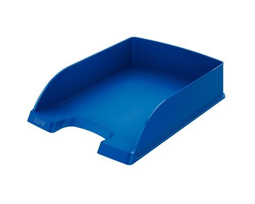 Лоток горизонтальный LEITZ Plus, синий