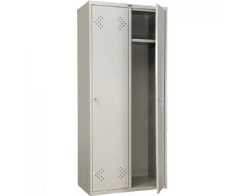 Шкаф для одежды ПРАКТИК LS-21-80(LE-21-80), 1830*813*500, 2 секции