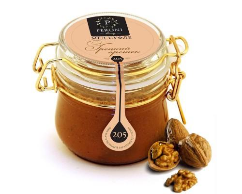 Мёд-суфле Peroni-honey Грецкий орех 250 мл